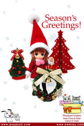 Season's Greetings 2013 ^o^/ by chun52