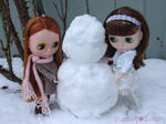 Fun in the snow by chun52