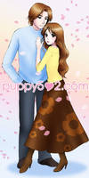 couple by chun52