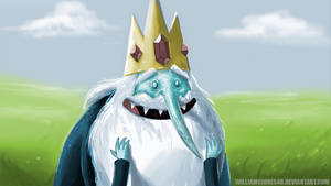 Ice King by SirNerdly