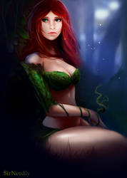 Poison Ivy by SirNerdly