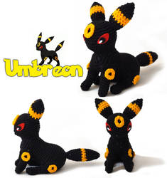 Umbreon by GothicMisty