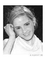 Emma Watson by Itsmerick