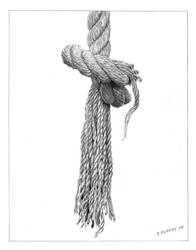 A Frayed Knot by Itsmerick