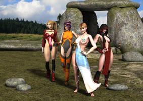 Atlantean Costumes 2 by Atlantean6