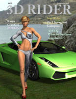 3D Rider Cover by Atlantean6