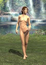 Lauriell Walking by Atlantean6
