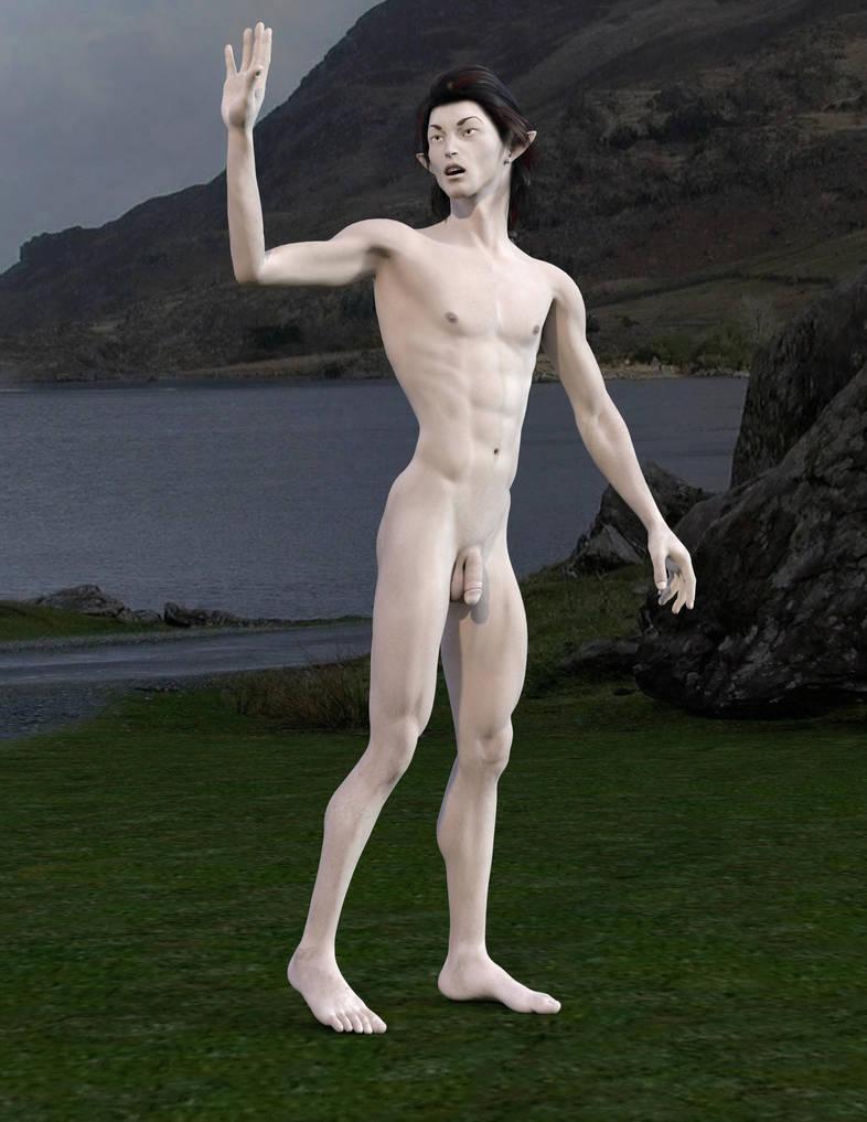 Thelanis waving Goodbye by Atlantean6
