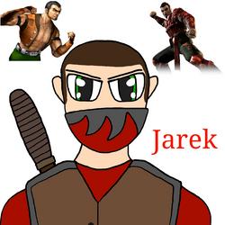 Mortal Kombat Jarek Redesign by Nightcaster460