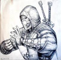 Scorpion MKX by PitBOTTOM