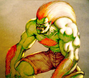 Blanka by PitBOTTOM