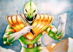 Green Ranger by PitBOTTOM