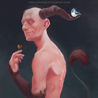 Fawn by Jorn-Siberian