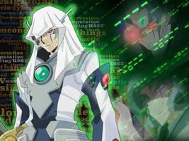 Cybernetic Wallpaper by 3m0k1tty