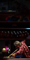 Conceptual Billiards by Thinken