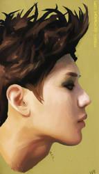 Lee Taemin by HaNJiHye