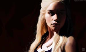 Khaleesi by HaNJiHye