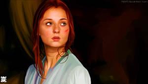 Sansa Stark by HaNJiHye
