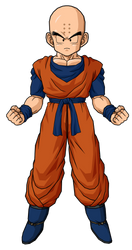 Future Krillin by RobertoVile