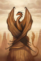 Dragon by Art-Ranger