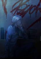 Collab : Makishima Shougou [fuuchi97] by Wiiwiipyon
