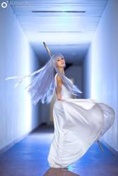 Athena - Saint Seiya by AmbraAura