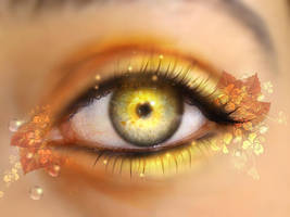 Autumn Eye by lorency