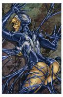 Raapack's She Venom2 by RSB13