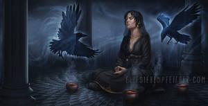 DSA - Seher der Seele / Seer of the Soul by ElifSiebenpfeiffer