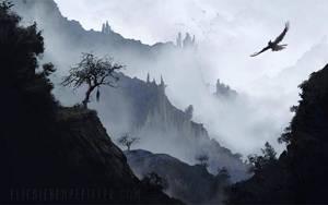 The Cruel Mountains by ElifSiebenpfeiffer