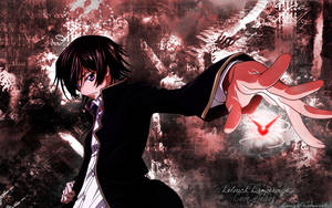 Code Geass: Lelouch Lamperouge by Ereos