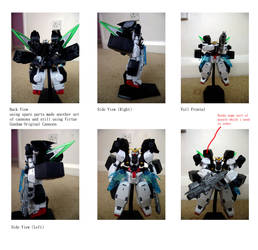.144 HG Virtue Gundam WIP2 by Ereos