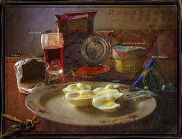Breakfast of a Lonely Man by inObrAS