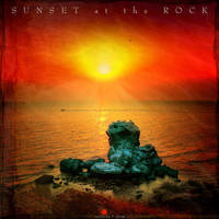 Sunset at the Rock by inObrAS