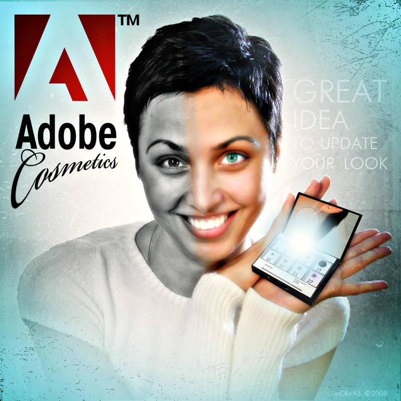 Adobe Cosmetics by inObrAS