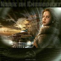 House on Embankment by inObrAS