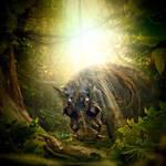 Terrible Warthog by inObrAS