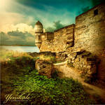 Yenikale Fortress by inObrAS