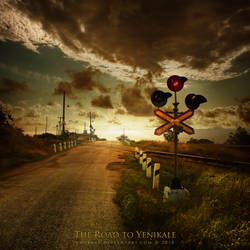 Road to Yenikale by inObrAS