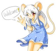 Nemimi Welcomes you by AzureRat