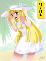 Lillie by AzureRat