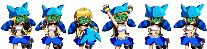 COM: Twitch from Shantae by AzureRat