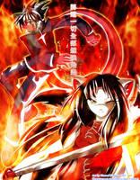 Arc Collection -Furious Blaze- by AzureRat