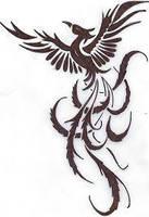 Salina's new tattoo II by ViBeS