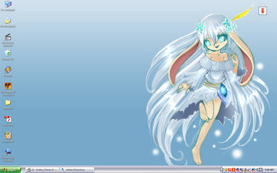 Desktop: Aria by Leversa