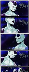 I can't believe Frost is dead by Sweetixel