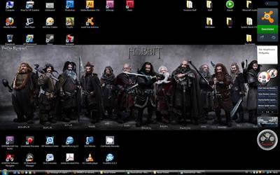 New Desktop 2 by MG0815
