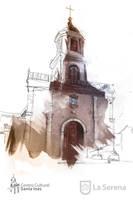 Iglesia Santa Ines by valhadar