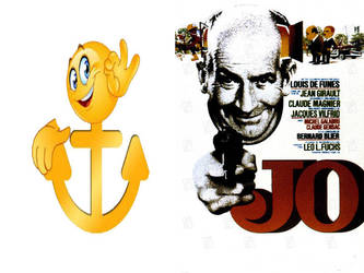 Capitaine Critik : Jo (1971) by Headmoon