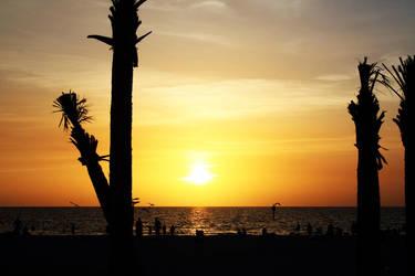 Sunset I by sevtech